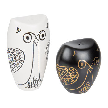Woodland Park Animal Owl Salt & Pepper Shakers