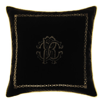 Venezia Pillow - 40x40cm - Black