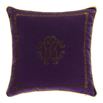 Venezia Pillow - 40x40cm - Purple