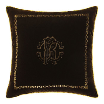 Venezia Cushion - 40x40cm - Brown