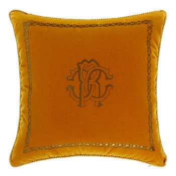 Venezia Pillow - 40x40cm - Mustard Yellow