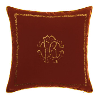 Venezia Pillow - 40x40cm - Burnt Orange