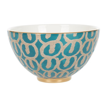 Fortuny Cereal Bowl - Ashanti Teal