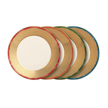 Fortuny Dinner Plates - Set of 4 - Assortment