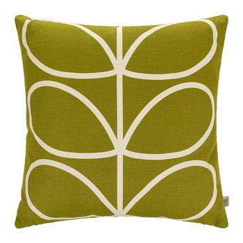 Linear Stem Cushion - 45x45cm - Apple