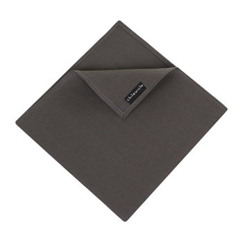 Single Linen Napkin - Smoke