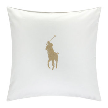 Pony Cushion Cover - Tan