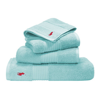 Player Towel - Aqua