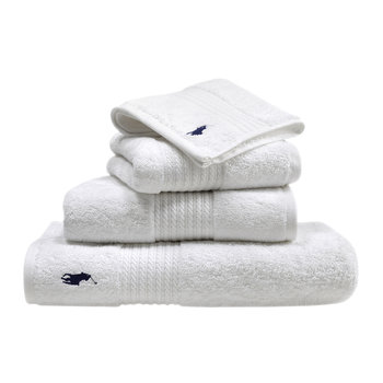 Player Towel - White