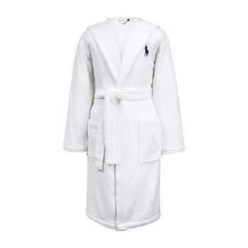 Player Bathrobe - White