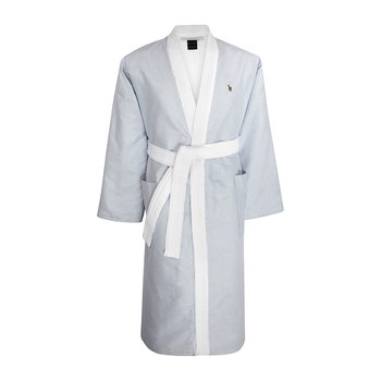 Oxford Robe - Blue