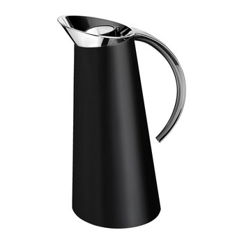 Glamour Thermos Carafe - Black