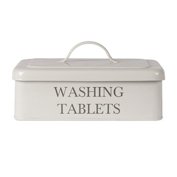 Boîte Washing Tablet - Craie