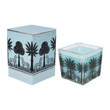 Florio Square Scented Candle