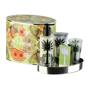 Fico D'India Oval Gift Box