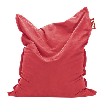 The Original Stonewashed Bean Bag - Red