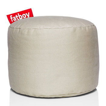 The Point Stonewashed Pouf - Sand