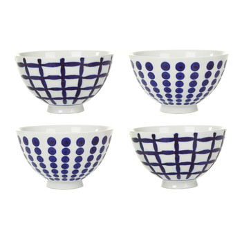 Bold Bowls - Set of 4