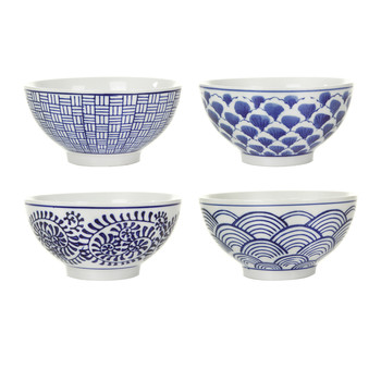 Sushi Bowls - Set of 4