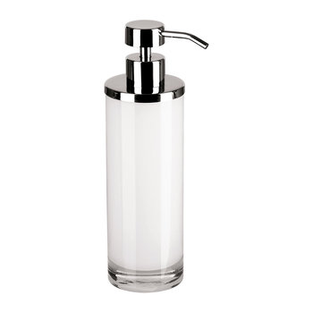 Shiny & Bright Soap Dispenser - Snow