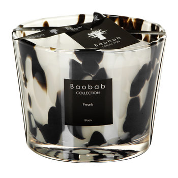 Pearls Scented Candle - Black Pearls