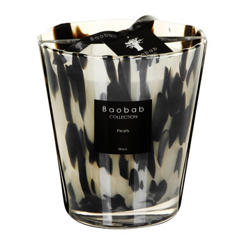 Scented Candle - Black Pearls