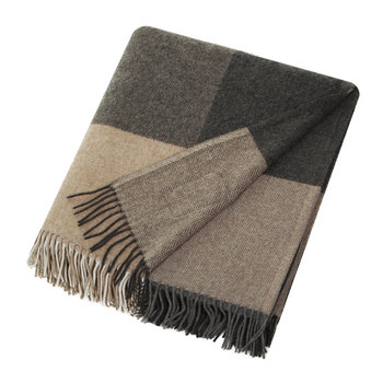 Cashmere Mix Throw - Rome - 142x183cm