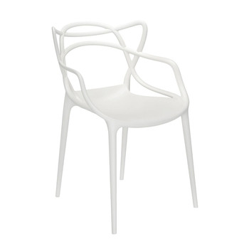 Chaise Masters - Blanc