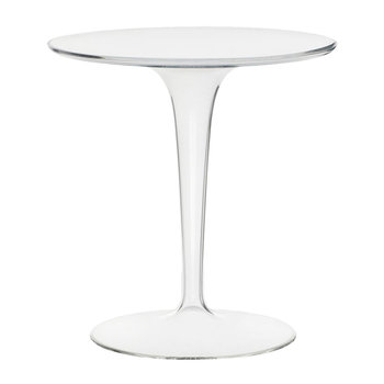 Tip Top Side Table - Crystal