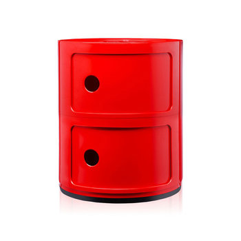 Componibili Storage Unit - Red