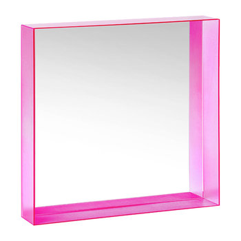 Only Me Mirror - Fuchsia