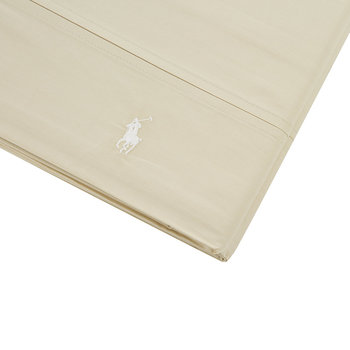 Polo Player Flat Sheet - Dune