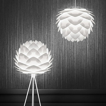 Silvia Lamp Shade - White