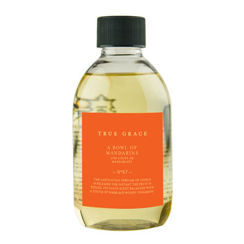 Manor Reed Diffuser Refill - A Bowl of Mandarins - 250ml