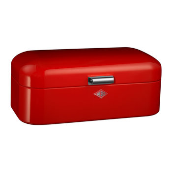 Grandy Bread Box - Red