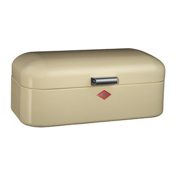 Grandy Bread Bin - Almond