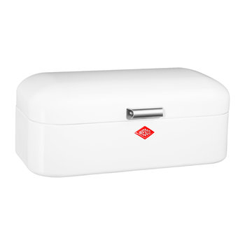 Grandy Bread Bin - White