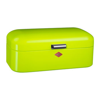 Grandy Bread Bin - Lime Green