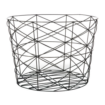Storage Basket - Black