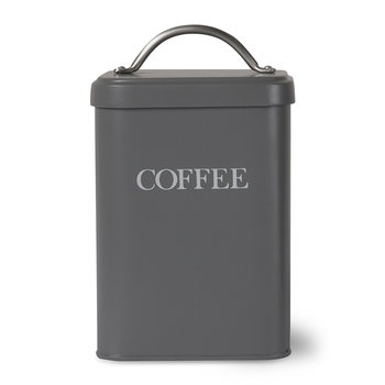 Coffee Canister - Charcoal