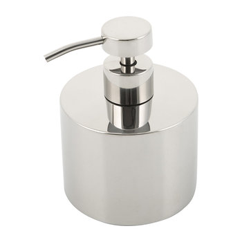 Steel Deco Soap Dispenser