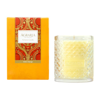 Woven Crystal Candle - 200g - Bitter Orange
