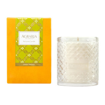 Woven Crystal Candle - Lemon Verbena - Lemon Verbena