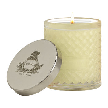 Woven Crystal Candle - 200g - Lime & Orange Blossom