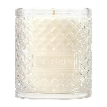 Woven Crystal Candle - 200g - Cedar Rose