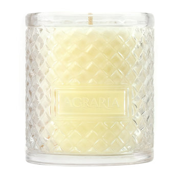 Woven Crystal Candle - Golden Cassis - Golden Cassis