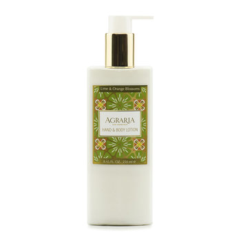 Lime & Orange Blossom Hand & Body Lotion