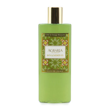 Lime & Orange Blossom Bath & Shower Gel