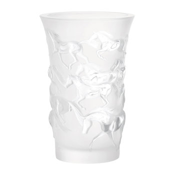 Mustang Vase - Clear