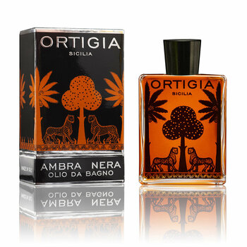 Ambra Nera Bath Oil - 200ml